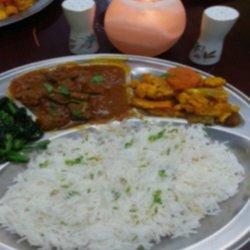 Curry Platter